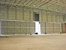 Portas de Hangar