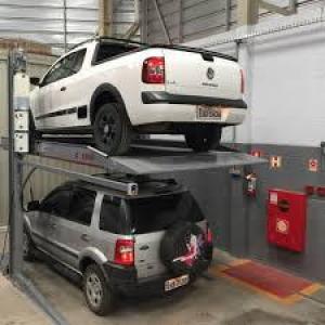 Duplicador de vaga garagem