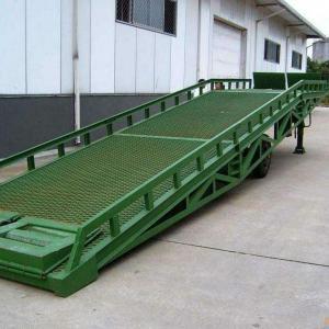 Fábrica de rampa niveladora
