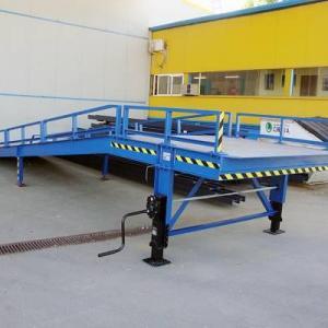 Fábrica de rampa rebocável
