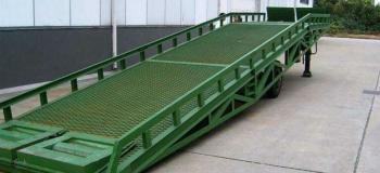 Fábrica de rampa niveladora rebocável