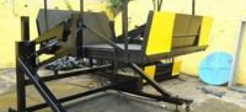 Plataforma hidráulica hidráulica elevatória móvel